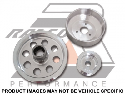 Performance Pulley for Honda, Civic 2006-2010