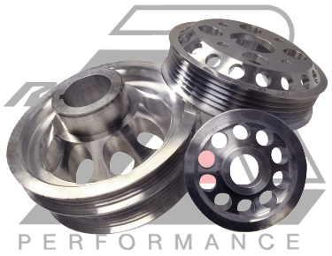 Performance Pulley for Infiniti, G35, 350Z, FX35 2002-2006
