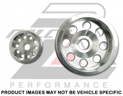 Performance Pulley for Honda, Civic, CRX, Del, Sol 1988-1995
