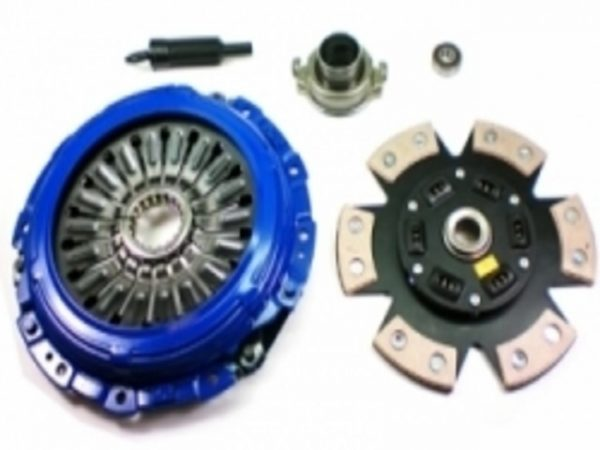 VOLKSWAGEN - RF1-02016R3Z Stage 3 Ceramic Sprung Clutch Kit