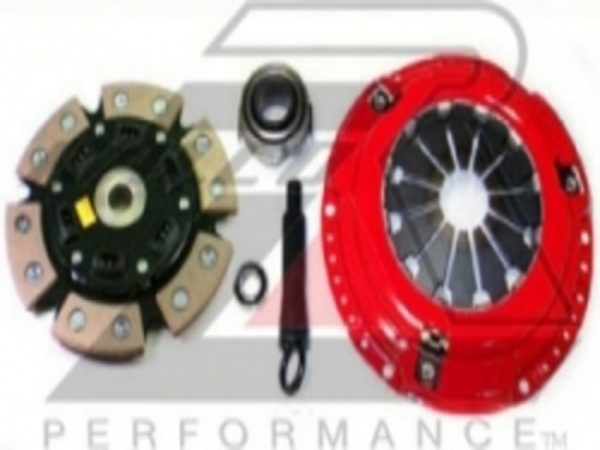 AUDI - RF1-02041R3Z Stage 3 Ceramic Sprung Clutch Kit