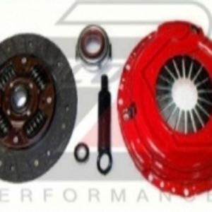BMW - RF1-04001R2Z Stage 2 Carbon Kevlar Solid Clutch Kit