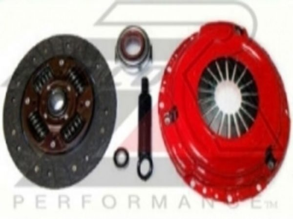 Stage 2 Carbon Kevlar Solid Clutch Kit