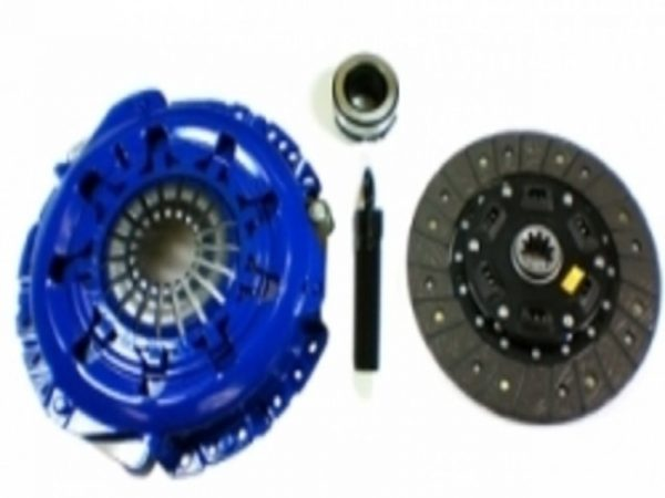 Stage 2 Carbon Kevlar Clutch Kit