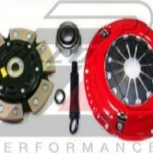 CHEVROLET, PONTIAC - RF1-82040R3Z Stage 3 Ceramic Sprung Clutch Kit