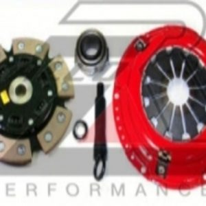 CHEVROLET, PONTIAC - RF1-82048R4Z Stage 4 Ceramic Solid Clutch Kit