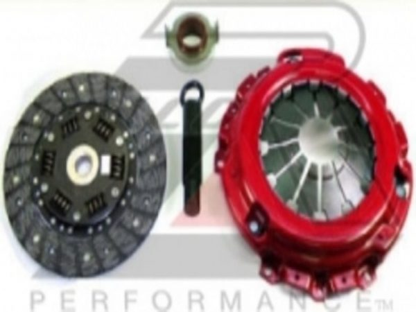 CHEVROLET, PONTIAC - RF1-82049R0Z Stage 1 Full Organic Clutch Kit