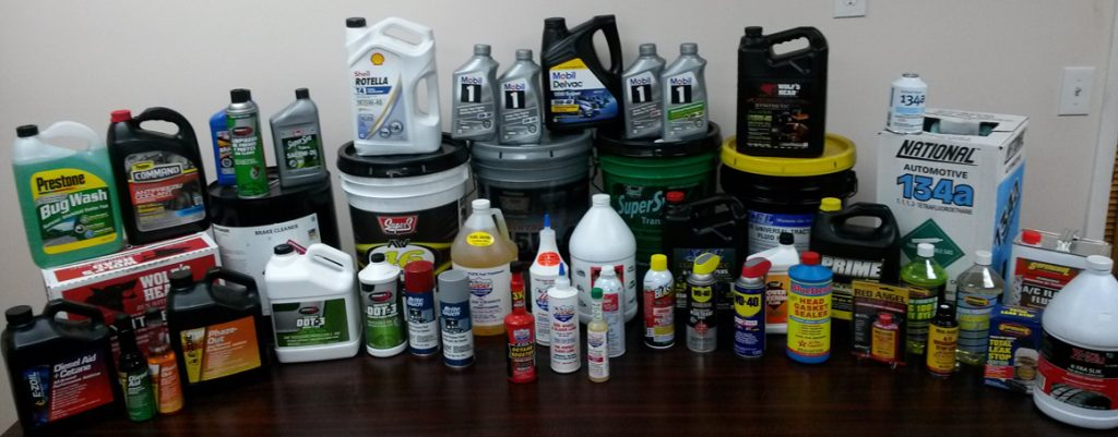 The 6 Automotive Chemicals You Should Have In  Your Garage 1